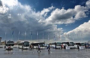 «За рулем» на фестивале «Мир автобусов-2014»