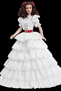 """ёбилейна¤ коллекци¤ от BarbieЃ в честь 75-лети¤ фильма Ђ""""несенные ветромї!"""