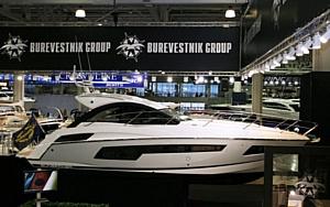 Burevestnik Group – сердце Moscow Boat Show