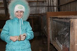 27 ноября дети ТГОО «Особый ребенок» посетили Страусиную ферму