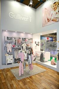 Gulliver на выставке «CJF-Детская мода-2014. Весна»