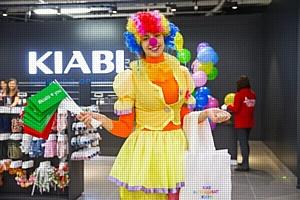 На восток: в Уфе открылся магазин Kiabi