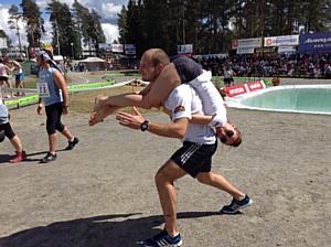 Победители «Марафона легкой жизни Oltermanni» выступили в Финляндии