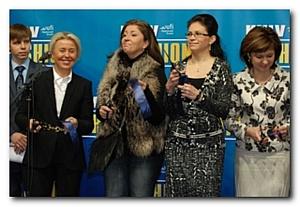 Открылся Международный фестиваль моды Kyiv Fashion