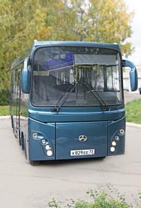 Новые междугородние автобусы BAW  были презентованы в Тамбове