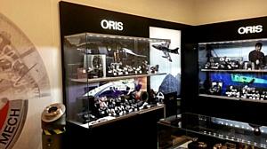 Открытие нового монобутика Oris в Москве