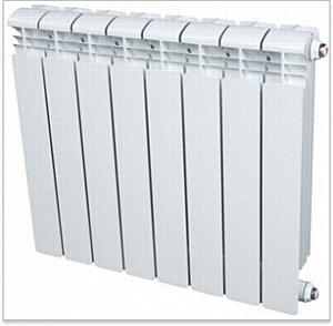 Алюминиевые и биметаллические радиаторы отопленния
