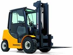 ������ Jungheinrich � ������ International Forklift Truck of the Year