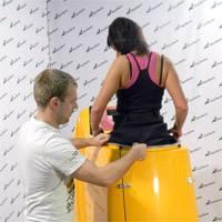 Вакуумный тренажер Newtonic SmartElliptic начинает комплектоваться пятью юбками