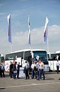 Издательство «За рулем» на фестивале «Мир автобусов-2013»