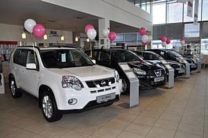 Автоцентр «ОВОД» приглашает 8 августа на «Дни моделей Nissan»