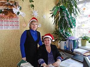 Новогоднее оформление кабинетов оценили в филиале ОАО «ДРСК» - «Электрические сети ЕАО»