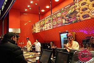 В московском ТРЦ «Авиапарк» открылись сразу два сетевых ресторана: «Сбарро» и «Восточный Базар»