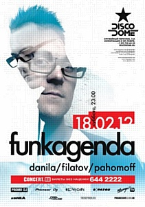 Funkagenda @ DISCODOME, 18 �������