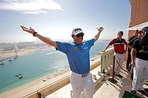 �������� �� ��������� - Atlantis, The Palm, ����������� ����� ���������� DP World Tour Championship