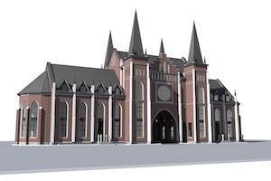 Викторианская архитектура от «Монтос-Дом»