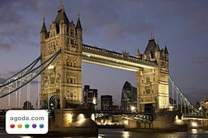 Agoda.com: Лучшие предложения на отели Лондона во время Олимпиады 2012!