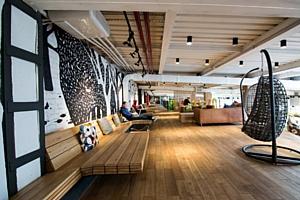 Action Loft — новый взгляд на офис для креативной команды