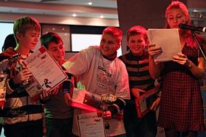 Genius поддержал фестиваль «Цифровое будущее-2012»