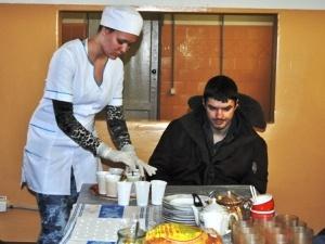 В г.Горловка открылся Центр учета бездомных лиц и дом ночного пребывания