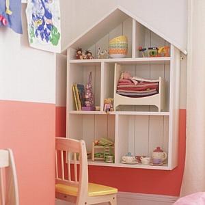 фото полки для детской комнаты фото
