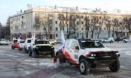 ЕНДС России – технический партнер внедорожных гонок баха «Белогорье-2012»