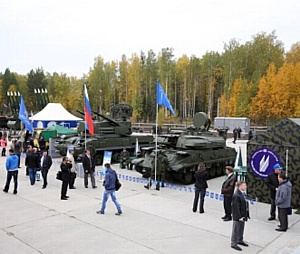 � �������� Russia Arms EXPO 2013 � ������������ ������� ������� ����� ������