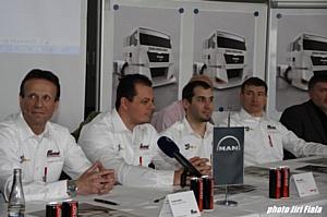 Джей Арт  - PR партнер чешско-венгерской команды Frankie OXXO Truck Racing Team
