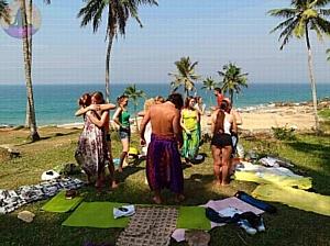 Летний семинар-тренинг по интегративной психологии и йоге