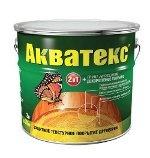 Новый дизайн упаковки составов ТМ «Акватекс» с апреля 2013 года
