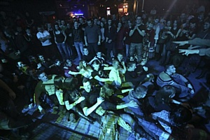 «ТаксовичкоФ» поддержал концерт группы «Сколот» в Петербурге
