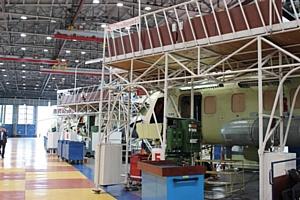 Сергей Меняйло ознакомился с работой Улан-Удэнского авиационного завода