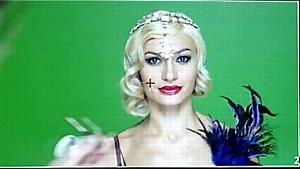 Йовович снялась в новом клипе Тимати
