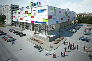 Imagine Facility Management приняла в управление торговый центр «Прага»