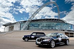 Праздничные сервис-привилегии Jaguar Land Rover Musa Motors Inchcape