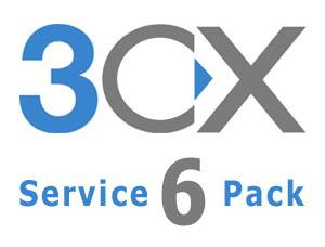�������� ���������� ��� 3CX Phone System 10 - Service Pack 6