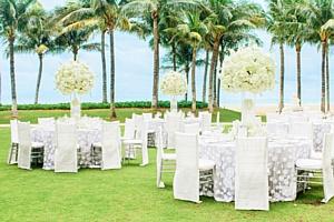Свадьба мечты под аккомпанемент океана