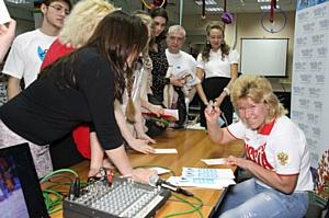 Библиотека Некрасова стала участником культурной Олимпиады «Сочи 2014»