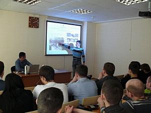 Тренинг-семинар продавцов на базе Чайковского ЗГА