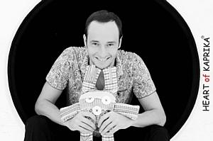 Даниил Лука - автор игрушки, которая помогает приютам животных