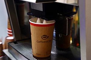 Кофе для настоящих мужчин в Coffee and the City