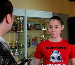Интервью с Марьяной Наумовой новые фото
