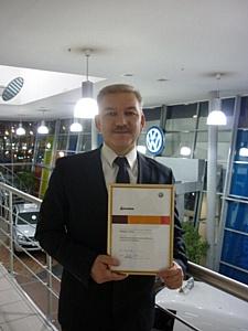 ����� ����� - ����� �������� �������� �������� Volkswagen �� �������� ������ � 2012 ����