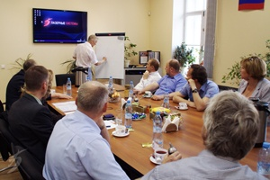 Компания «Лазерные системы» и Норвежский метеорологический институт договорились о сотрудничестве