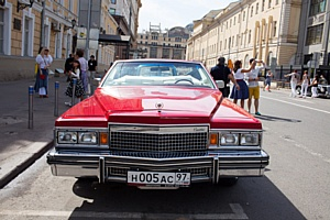 Автопробег на ретро-автомобилях Москва-Крым стартует в яхт-клубе «Буревестник»!