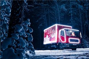 Волшебный «Новогодний Караван» Coca-Cola Hellenic приедет в Нижний Новгород