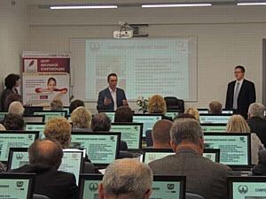 Центр Школьной Комплектации и химический факультет МГУ комплексно оснащают кабинеты химии