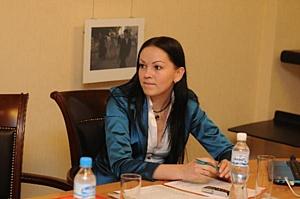 Кеттари Стафф выступила на круглом столе  «Аутсорсинг – инструмент оптимизации»
