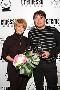 Авиакомпания «Трансаэро» стала обладателем премии BRAND AWARDS 2012