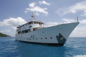Элитный отдых на роскошной яхте Le Kir Royal